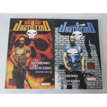 Justiceiro - O Regresso Do Justiceiro- 2 Volumes- Devir-2004