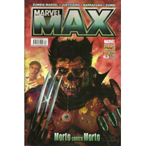 Gibi Marvel Max #63 - Panini - Bonellihq