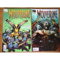 Hq Arma X Apresenta Wolverine, Ano 2006 A 2007, Números