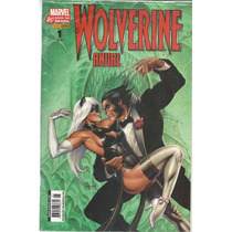 Wolverine Anual 01 - Panini - Gibiteria Bonellihq