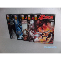 5 Gibis X-men Extra Panini Nº112-113-114-115-116- Ótimos Fj