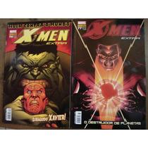 X-men Extra Nºs 45 Ao 77 Ed. Panini