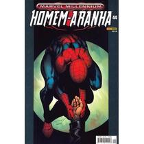 Marvel Millennium N° 44 Homem-aranha X-men Panini Mc