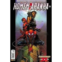Marvel Millennium N° 31 Homem-aranha X-men Panini Mc