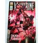 Hq Gibi Xmen Marvel Nº71 Out 2010 Wolverine Arma X Louco Fur