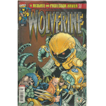 Gibi Marvel: Wolverine #97 - Abril Jovem - Bonellihq