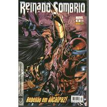 Revista Reinado Sombrio 09 - Panini - Bonellihq