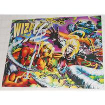 Poster Marvel X-men 35x26cm Deadpool Omega Joe Quesada 1993