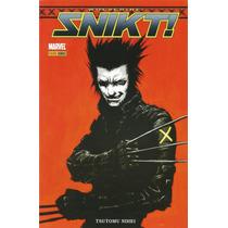 Wolverine: Snikt! - Edição Encadernada - Panini (novo)