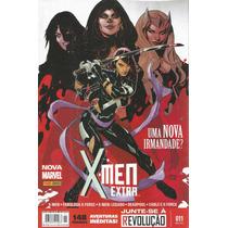 X-men Extra 11 Nova Marvel - Panini - Bonellihq Cx 103