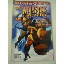 Wolverine #38 Ano 2008 Panini