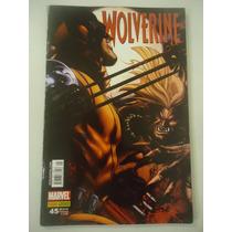 Wolverine #45 Ano 2008 Panini