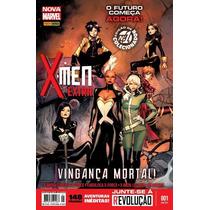 X-men Extra - Nova Marvel Coleção Completa 1 A 24