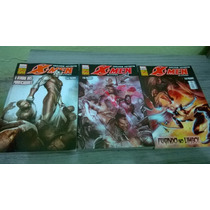 Revista X-men Extra N:114,x-men 115,x-men116 Segundo Advento