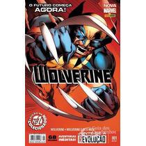 Wolverine Nova Marvel Coleção Completa 1 Ao 14 Panini