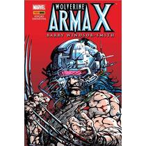 Wolverine: Arma X - Edição Definitiva - Panini (lacrado)