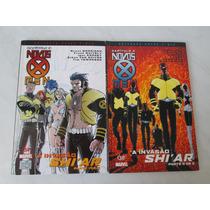 Novos X-men - A Invasão Shi