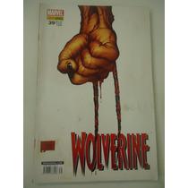 Wolverine #39 Ano 2008 Panini