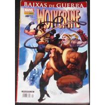Wolverine Nº 38 - Ed. Panini - 2008