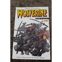 Hq Wolverine Dívida De Honra Encadernado Panini
