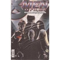 X- Men Quadrinização Oficial Do Filme - Editora Abril