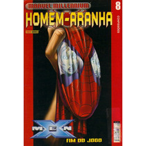 Marvel Millennium N° 08 Homem-aranha X-men Panini Mc