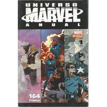 Universo Marvel Anual 01 - Panini - Gibiteria Bonellihq