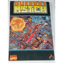 Guerras Mys-tech Edição Especial Para Colecionador Completa