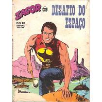 Zg Tex Apresenta Zagor Nº 29 Editora Mythos