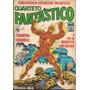 Quarteto Fantástico Nº 12 - Ano 1986 - Ed. Abril - Marvel