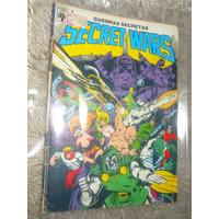 Secret Wars (guerras Secretas) N° 6, Raridade Editora Abril