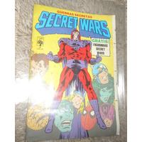 Secret Wars (guerras Secretas) N° 2, Raridade Editora Abril