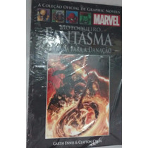 Graphic Novel Marvel N 14 / Brochura 39 Motoqueiro Fantasma
