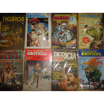 Neuros Nº 15 Terror E Sexo Em Quadrinhos - Grafipar Flavio C