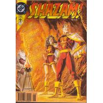 Shazam (capitão Marvel) Nº 6 - Editora Abril 1995 Dc Comics