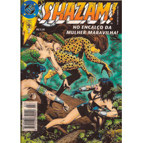 Shazam (capitão Marvel) Nº 7 - Editora Abril 1995 Dc Comics