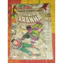 Coleção Histórica Marvel - Homem Aranha 1 A 4 - Completa