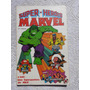 Super-heróis Marvel Nº 1: Os Defensores - Hulk - Rge - 1979