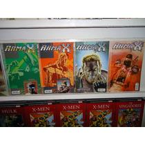 Arma X Coleção Completa 14 Volumes Panini