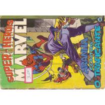 Gibi Antigo Super Herois Marvel Numero 17 Rge