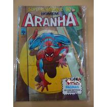 Superalmanaque Do Homem Aranha Editora Abril Nº 01 - Marvel