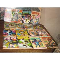 Heróis Da Tv Ano:1985 Lote Com 20 Edições Editora Abril