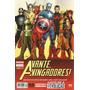 Avante Vingadores 05 Nova Marvel - Gibiteria Bonellihq Cx 88