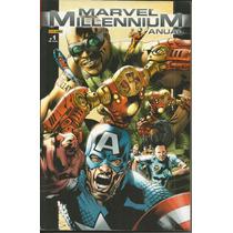 Marvel Millennium Anual 01 - Panini - Bonellihq Cx 109