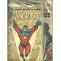 Coleção Historica Marvel- Vingadores- Completa 1ao 4