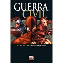 Guerra Civil Deluxe - Panini - Gibiteria Bonellihq Cx266