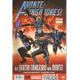 Avante Vingadores 09 Nova Marvel Panini - Bonellihq Cx 153