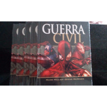 Guerra Civil Panini - Capa Dura Deluxe - Edição Definitiva