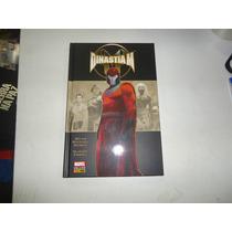 Dinastia M Capa Dura Novo Sem Uso Marvel Deluxe Panini