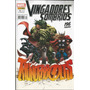 Vingadores Sombrios 01 Nova Marvel Gibiteria Bonellihq Cx84